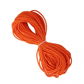 3mm orange reflektierende Zelt Guy Linie Rope Camping Schnur Paracord 20M - 1