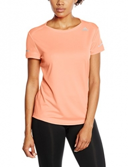 adidas Damen Sequencials Run Kurzarm laufshirt, Sun glow, S, AI7964 -