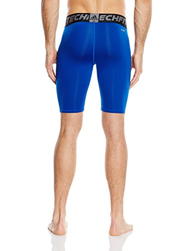 adidas Herren Tights Techfit Chill Kurze, collegiate royal, M, AJ5041 - 2