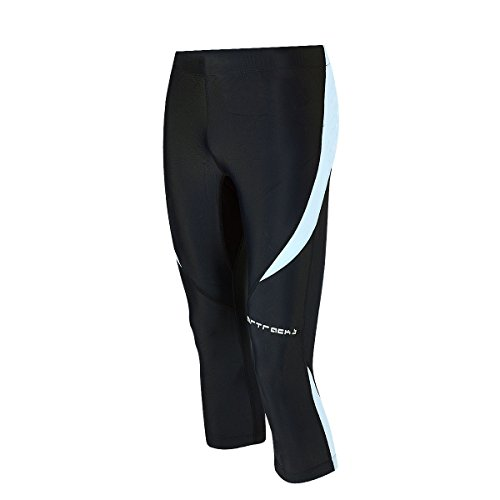 AIRTRACKS FUNKTIONS LAUFHOSE 3/4 LANG PRO / RUNNING HOSE - TIGHT / KOMPRESSION - L - 1