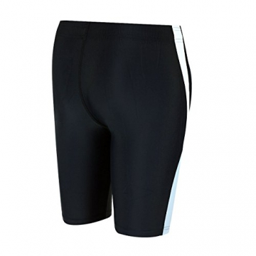 AIRTRACKS FUNKTIONS LAUFHOSE / RUNNING SHORTS / TIGHT - KURZ - schwarz - M - 2