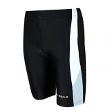 AIRTRACKS FUNKTIONS LAUFHOSE / RUNNING SHORTS / TIGHT - KURZ - schwarz - M - 1
