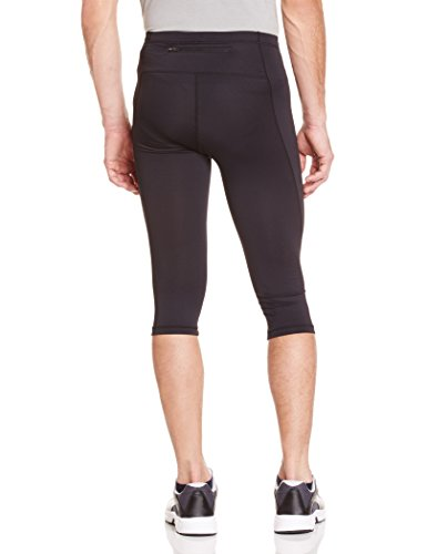 Asics Herren Lauf Leggings Knielang, Performance Black, S, 110416 - 2