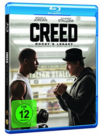 Creed - Rocky's Legacy [Blu-ray] - 2