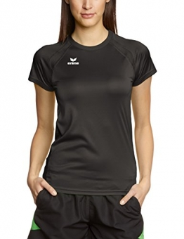 erima Damen T-Shirt Performance,  schwarz, 42 (M)(6), 808211 -