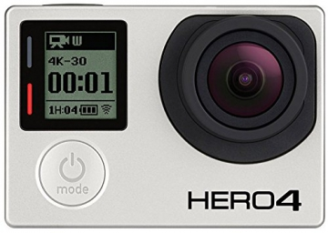 GoPro HERO4 Black Adventure Actionkamera (12 Megapixel, 41,0 mm x 59,0 mm x 29,6 mm) - 2