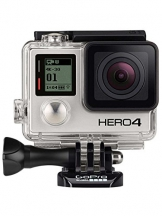 GoPro HERO4 Black Adventure Actionkamera (12 Megapixel, 41,0 mm x 59,0 mm x 29,6 mm) - 1