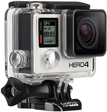 GoPro HERO4 Black Adventure Actionkamera (12 Megapixel, 41,0 mm x 59,0 mm x 29,6 mm) - 4