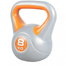 Gorilla Sports Kettlebell Stylish, 8kg, 10000345;28 - 1
