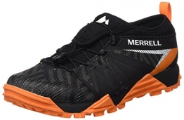 Merrell Herren Avalaunch Tough Traillaufschuhe, Orange (Mudder Orange), 44.5 EU -
