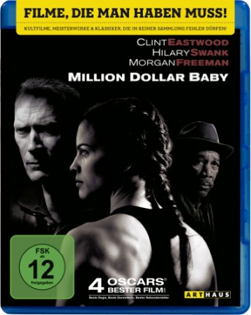 Million Dollar Baby [Blu-ray] - 1
