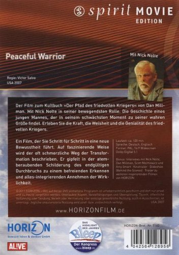 Peaceful Warrior - Der Pfad des friedvollen Kriegers - Spirit Movie Edition - 2