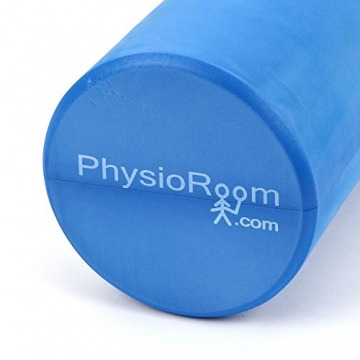PhysioRoom Fitnessrolle Schaumstoffrolle Foam Roller 15 cm x 30 cm - Ideal für Yoga, Pilates & Fitness Übungen - Strapazierfähig dank EVA - Schaum - Schockabweisend - Optimal zur Muskelstärkung & Rehabilitation - Für Massage geeignet - 6