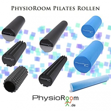 PhysioRoom Fitnessrolle Schaumstoffrolle Foam Roller 15 cm x 30 cm - Ideal für Yoga, Pilates & Fitness Übungen - Strapazierfähig dank EVA - Schaum - Schockabweisend - Optimal zur Muskelstärkung & Rehabilitation - Für Massage geeignet - 9