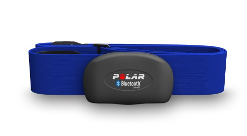 POLAR Sportuhr Herzfrequenz-Sensoren-Set H7 Blue Bluetooth Smart M-XXL, blau, 0725882018140 - 1