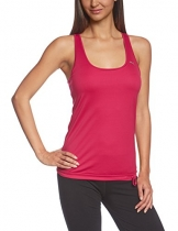 PUMA Damen Tank Top Gym Loose Bubble, Cerise, M, 512029 04 -