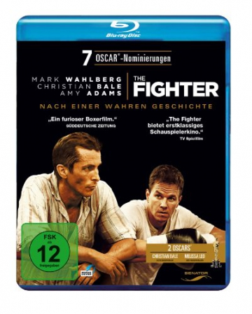 The Fighter [Blu-ray] - 1