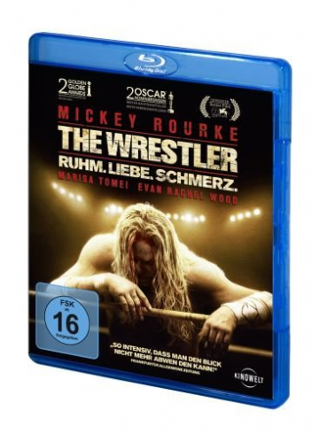 The Wrestler [Blu-ray] - 2