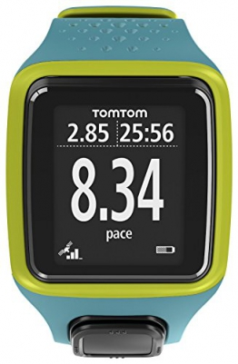 TomTom GPS Sportuhr Runner Limited, Turquoise/Green, One size, 1RR0.001.09 - 1