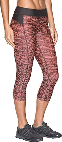 Under Armour Damen Ua Hg Printed Capri -