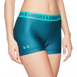 Under Armour Damen Ua Hg Printed Shorty Kurze Hose -