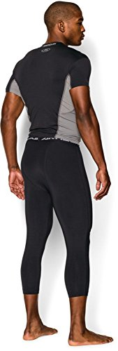 Under Armour Herren Fitness HG 3/4 Comp Legging, Black, S, 1264005 -