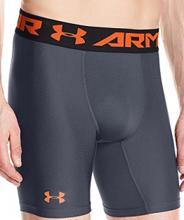 Under Armour Herren Hg 2 Comp Shorts Kurze Hose, Stealth Gray, L -