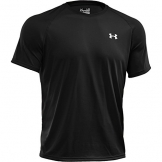 Under Armour Ua Tech Ss Tee Herren Fitness - T-shirts & Tanks, Schwarz (Black Twist), Gr. M -